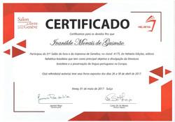 Participação do 31º Salão do Livro e da Imprensa de Genebra da  Editora Helvetia