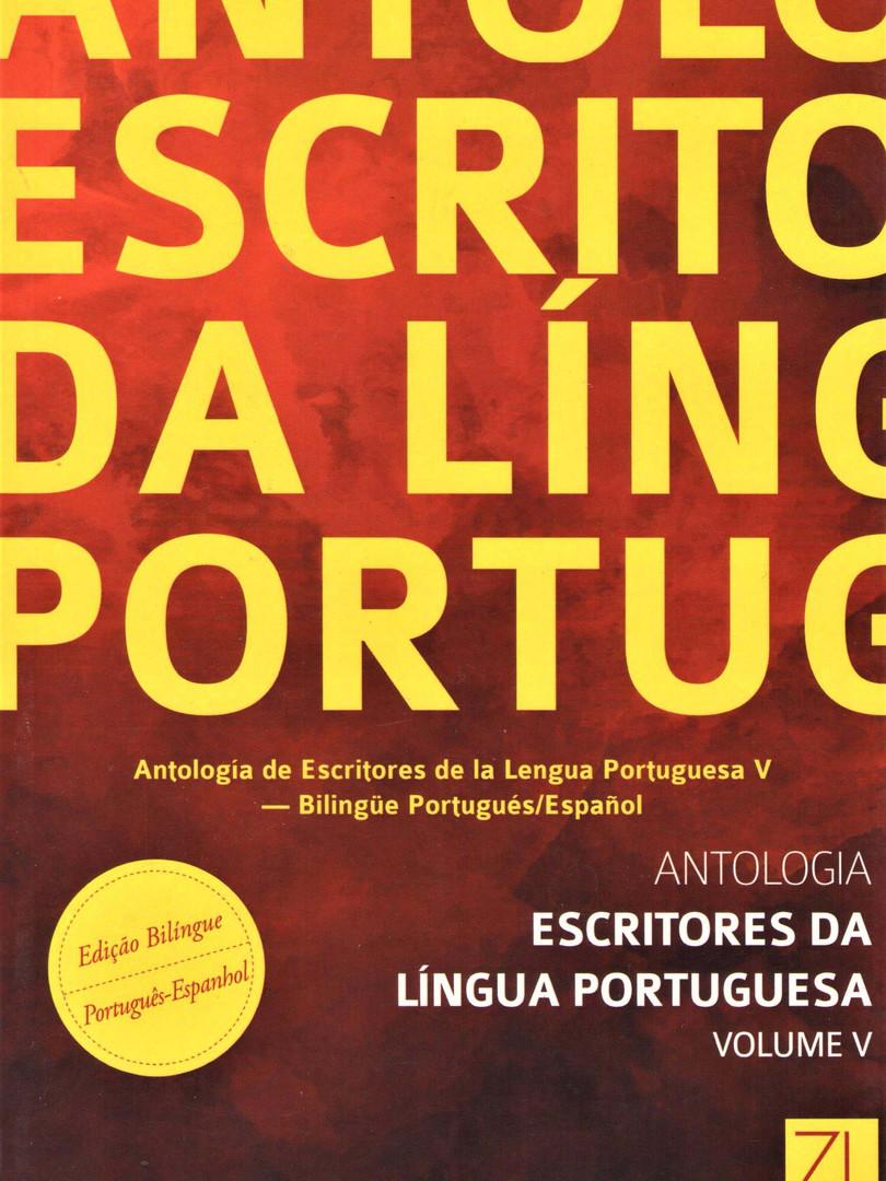 Escritores da língua Portuguesa - v. 5 - bilíngue português e espanhol.