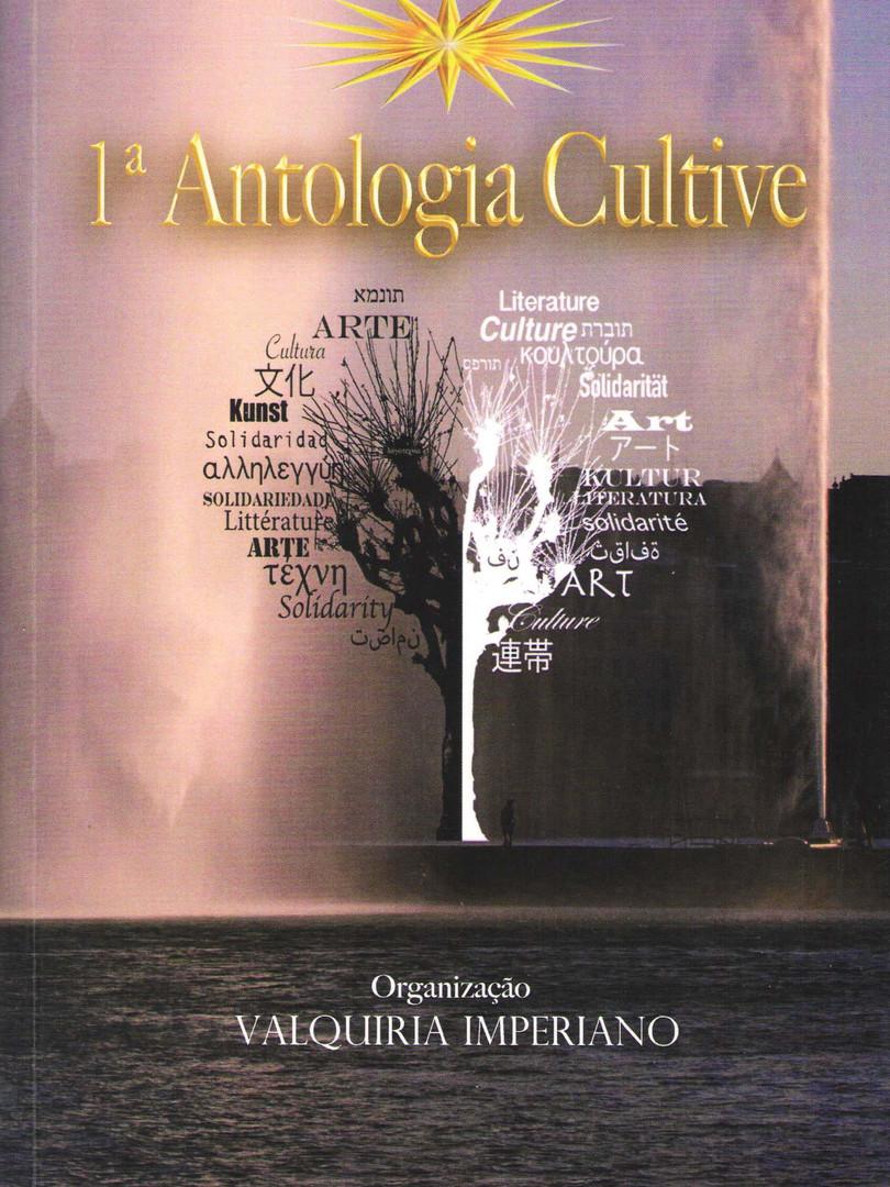 1ª Antologia Cultive.