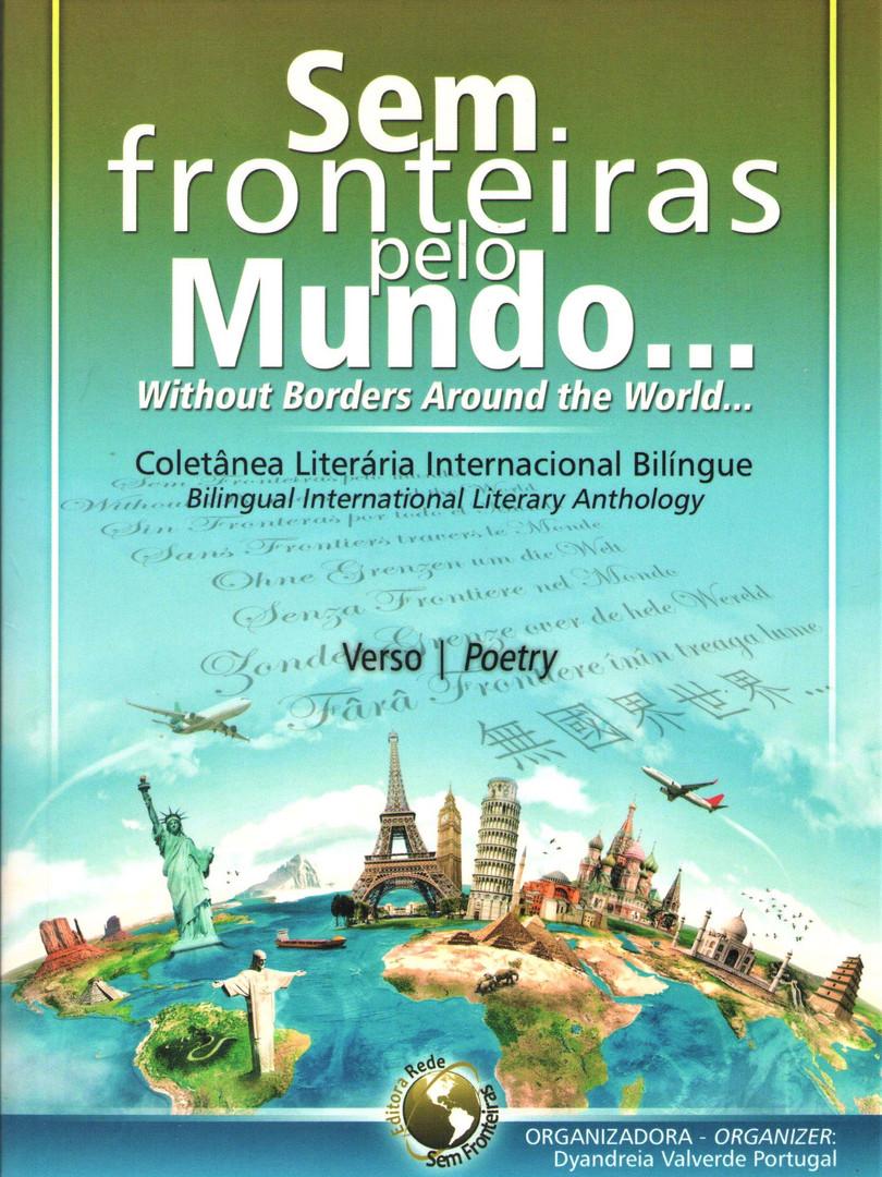 Sem fronteiras pelo mundo... - v. 1 - bilíngue português e inglês.