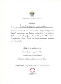 Língua Portuguesa em debate.