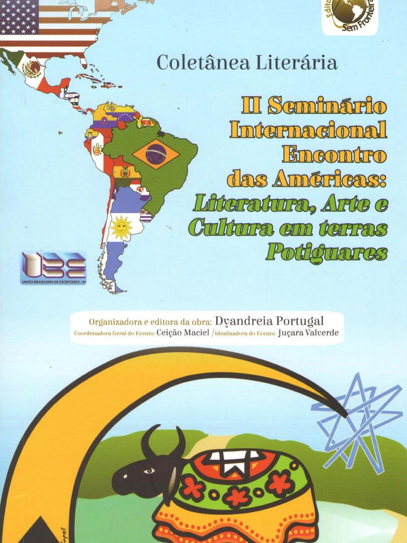 II Seminário Internacional Encontro das Américas: Literatura, Arte e Cultura em terras potiguares.