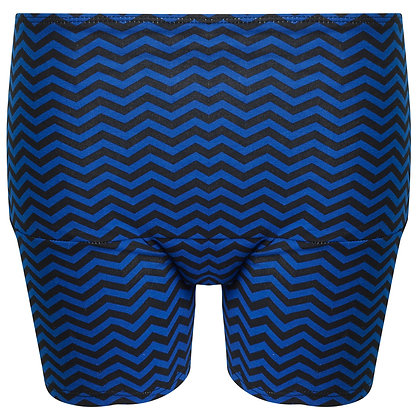 Period Loungewear Sleep Boyshort | Midnight Maze
