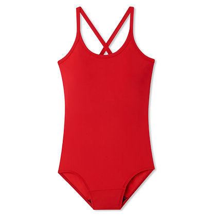 Period Swimwear One Piece | Classic Ruby | Plus Size Collection