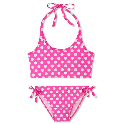 Teen Period Swimwear Tank Set | Bubbles