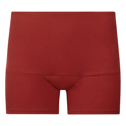 Period Loungewear Sleep Boyshort | Scarlet