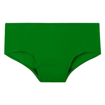 Period Underwear Hipster | Emerald