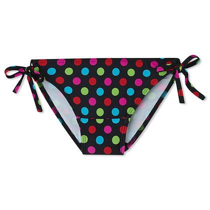 Double Tie Period Swim Bottom | Spot Light