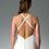Thumbnail: ROSINE Goldwork Embroidered Open Back Dress