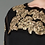 Thumbnail: CHARM Dress with Goldwork