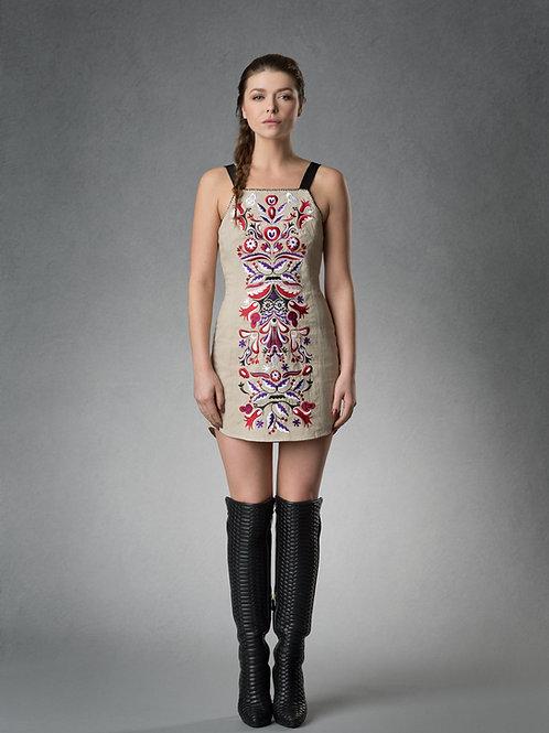 EMERA Embroidered Dress