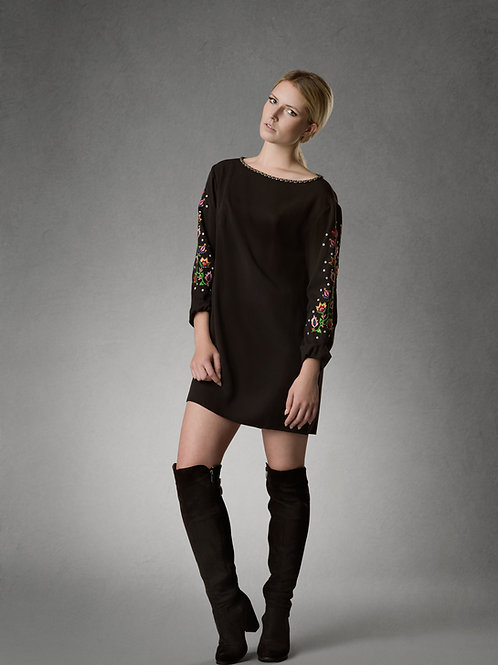 ALARY 3/4 Sleeve Dress