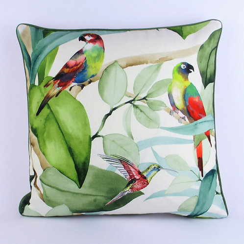 Birds, pastel
