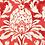 Thumbnail: Kissenbezug Maharaja Ananas rot