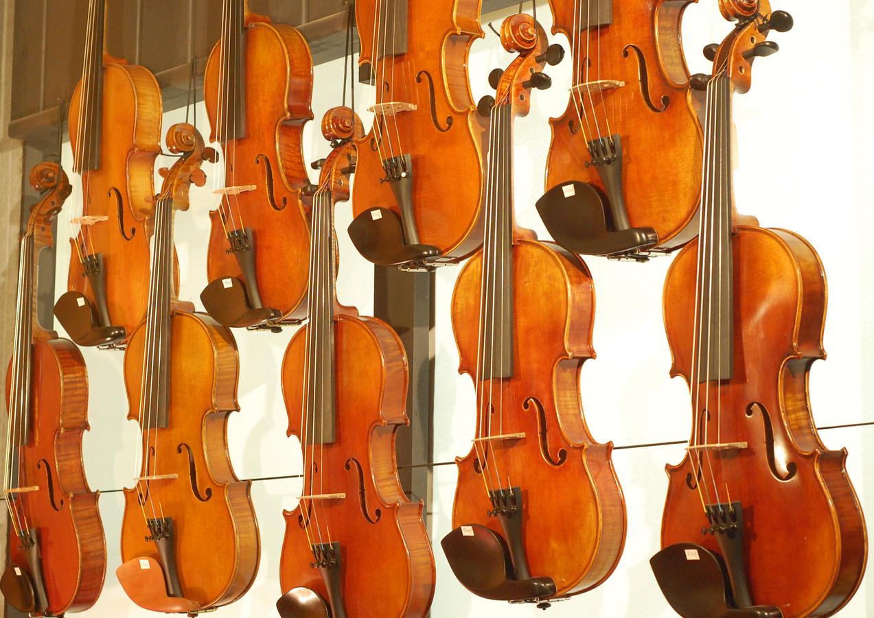 Choix de violons