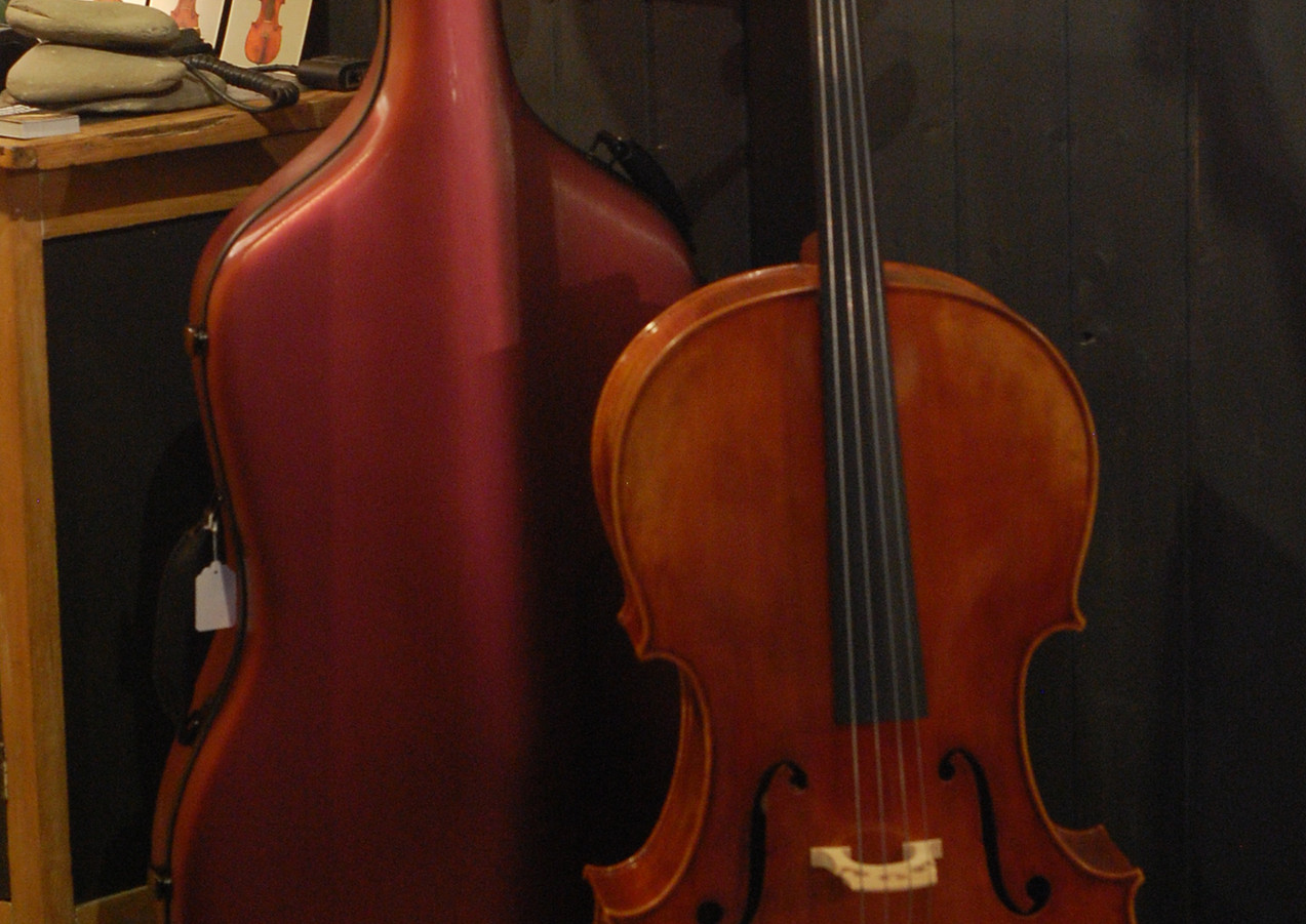 """Violoncelle Modèle """"Strad"""" et étui"""