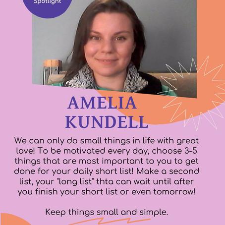Amelia Kundell