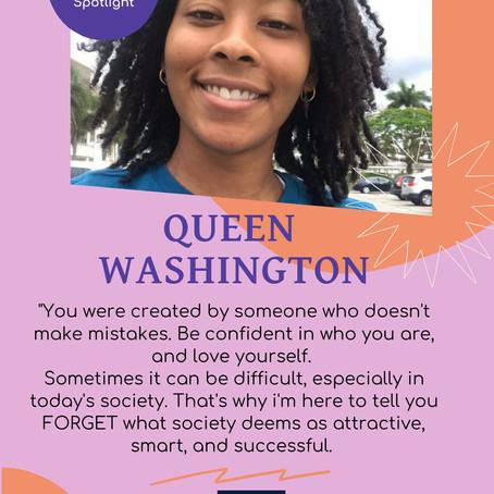 Queen Washington