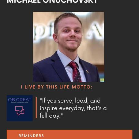 Michael Onuchovsky
