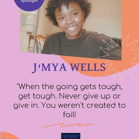 J'mya Wells