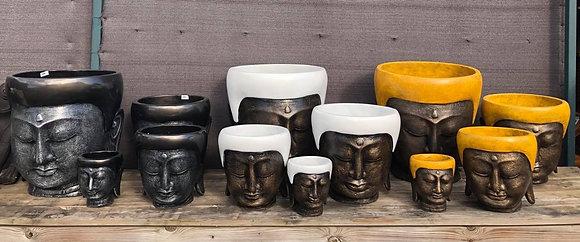 Cache Pot Bouddha Guadeloupe
