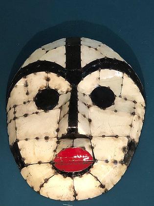 Masque Métal Guadeloupe