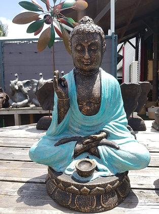 Statue Pierre Bouddha Guadeloupe