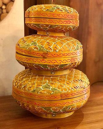 Boites Bambou Guadeloupe