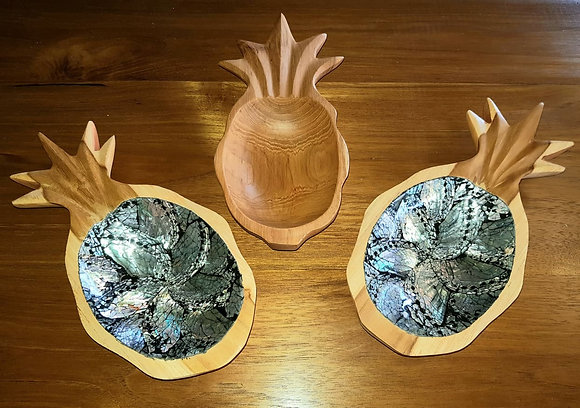 Coupelle ananas