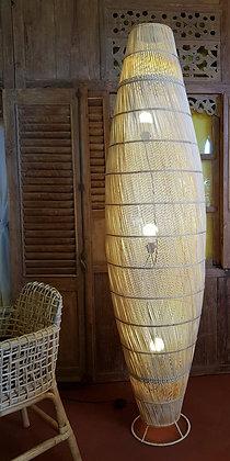 Lampe Apolo Rotin
