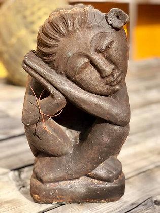 Statuette Lady