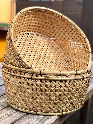 Panières Bambou