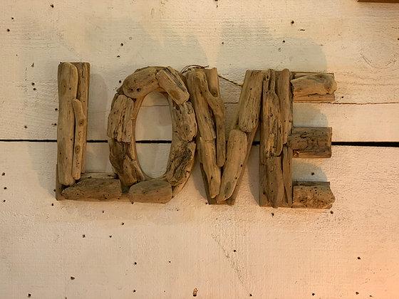 Love bois flotté