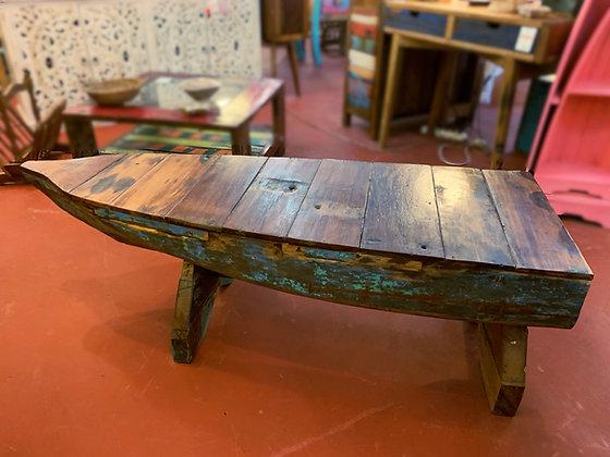 Barque table/coffre