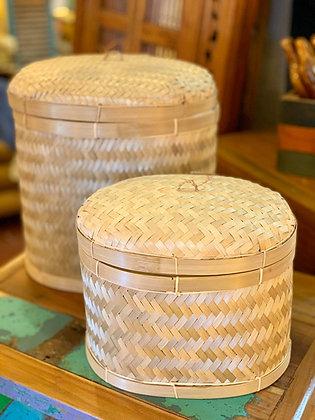 Panier fibre naturelle