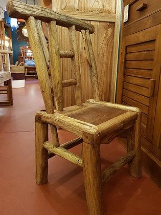 Petite chaise en manguier