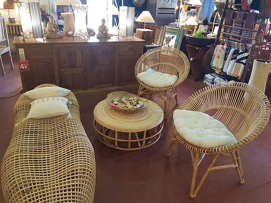 Salon Bambou Guadeloupe