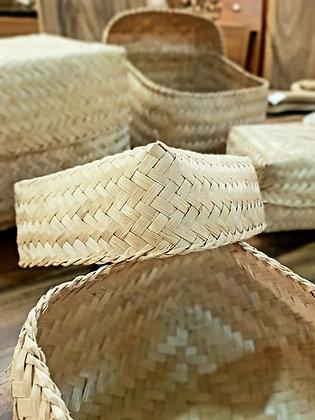 Boîtes fibre naturelle