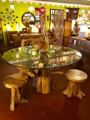 Table Racine Teck