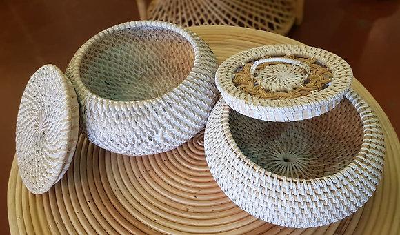 Boîte fibre naturelle