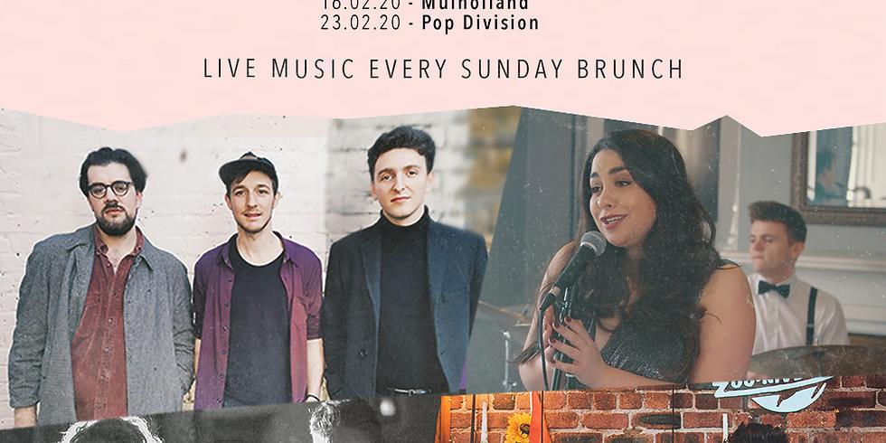 Sunday Brunch - Pop Division (1)