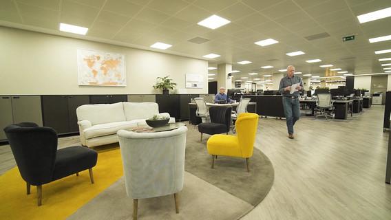 Parkeray New Office