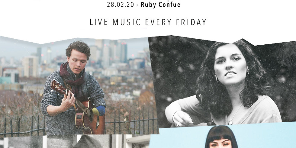 Friday Night Live - Ruby Confue
