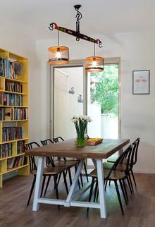 איך מתכננים פינת אוכל/  כששולחן, כיסא ובטטה נפגשים