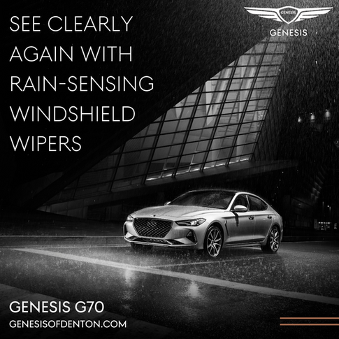 sEE CLEARLY AGAIN WITH RAIN-SENSING WIND