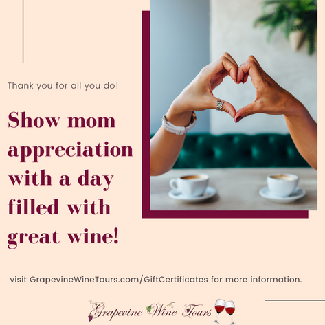 Show your appreciation this mother's day