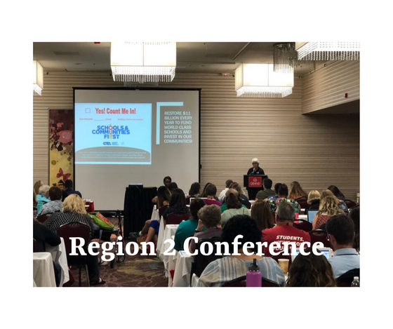 Region 2 Conference
