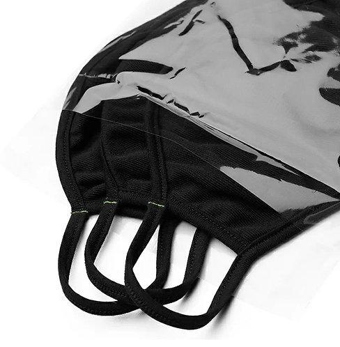 Black Face Mask (washable - 3 pack)