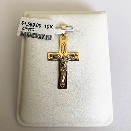 Cristo de Oro 10k