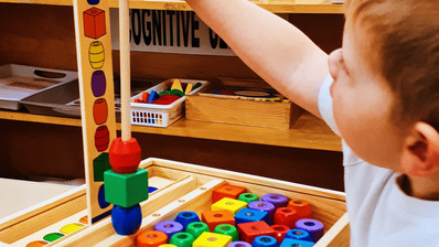 Cognitive: Sequencing beads
